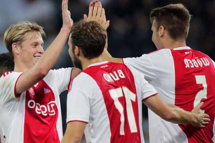 Prediksi Ajax vs Heracles 11 Agustus 2018